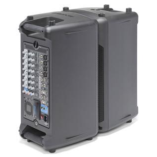 Samson XP1000B PA with Bluetooth - Speakers