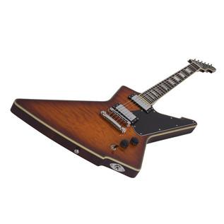 SchecterE-1 Custom Special Edition Electric Guitar, Sunburst