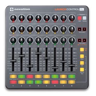 Novation Launch Control XL Software Controller