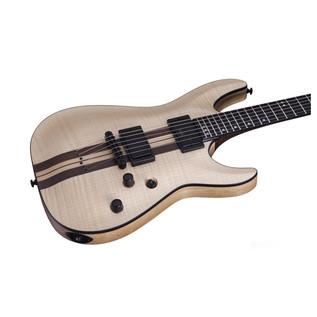 SchecterC-1 40th Anniversary Electric Guitar, Natural