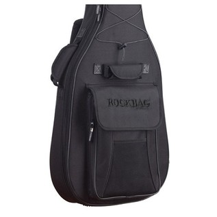 RockBag by Warwick Starline Hollow Body Guitar Gig Bag, Black