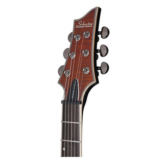 Schecter Banshee Elite-6 Electric Guitar, Cat's Eye Pearl