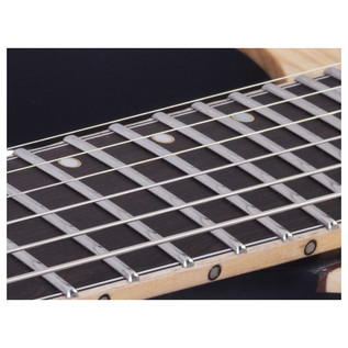 Schecter Banshee Elite-7 Electric Guitar, Cat's Eye Pearl