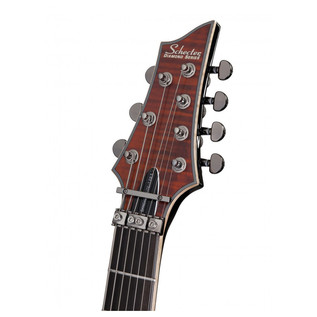 Schecter Banshee Elite-7 FR S Electric Guitar, Cat's Eye Pearl