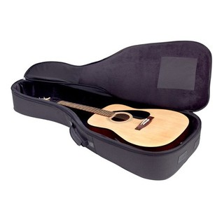 RockBag by Warwick Starline Acoustic Guitar Gig Bag, Black