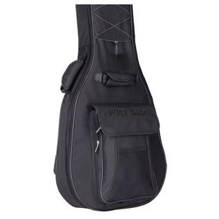 RockBag by Warwick Starline Hollow Body Bass Gig Bag, Black
