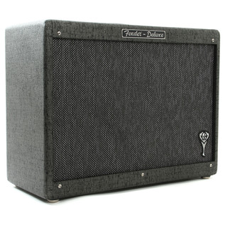 Fender GB Hot Rod Deluxe 112 Enclosure, Gray/Black