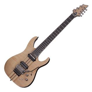 Schecter Banshee Elite-7 FR S Electric Guitar, Gloss Natural