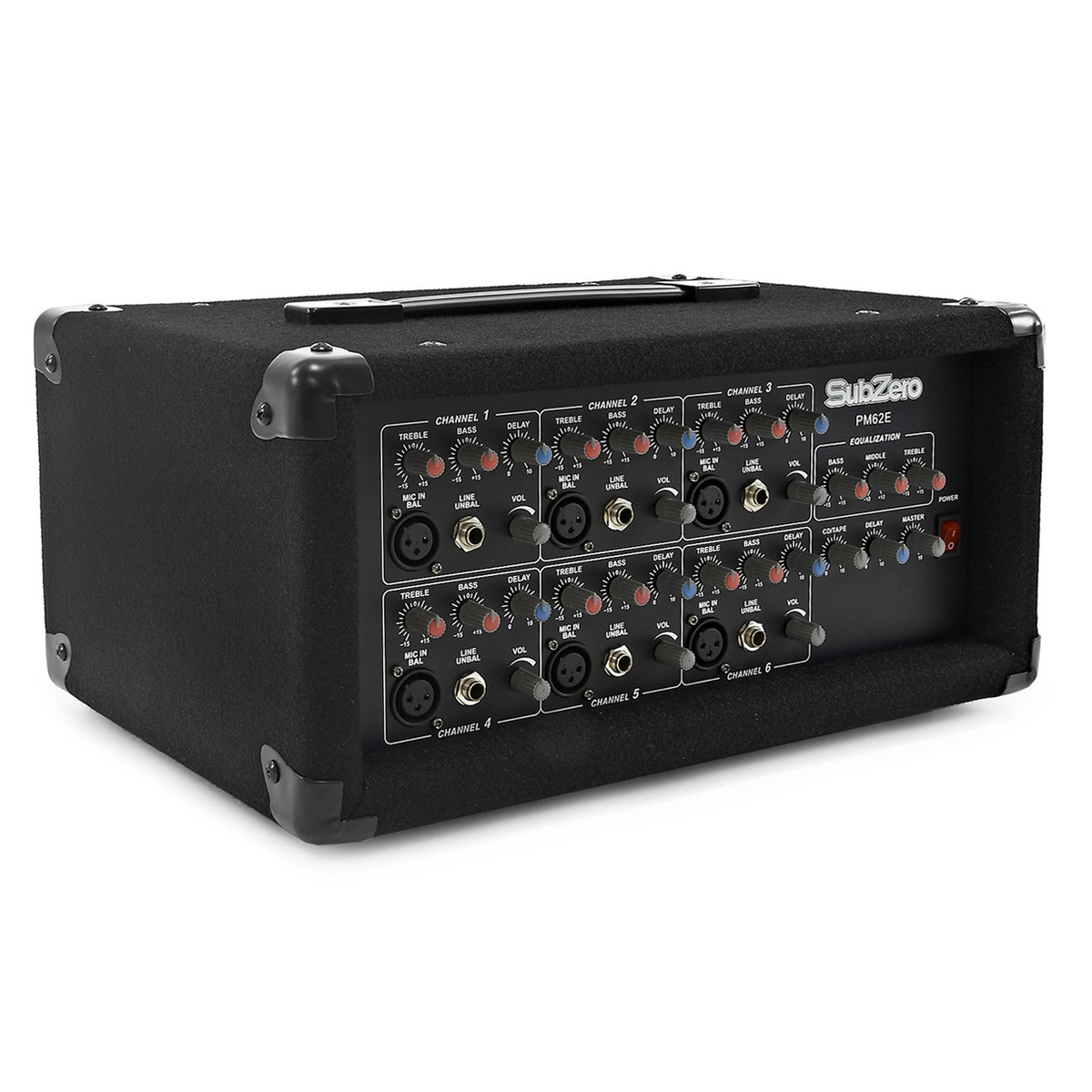 subzero 300w pa system with fx mixer and speakers b stock at. Black Bedroom Furniture Sets. Home Design Ideas