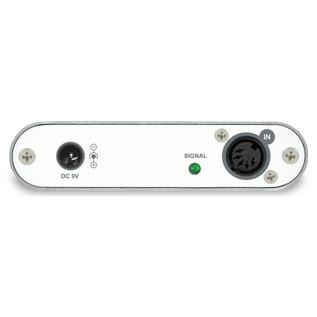 ESI mikroTHRU MIDI Thru Box - Rear