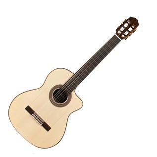 Cordoba Espana 55FCE Negra Ziricote Electro Classical Guitar Top