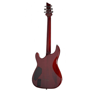 Schecter Hellraiser C-1 Electric Guitar, Cherry