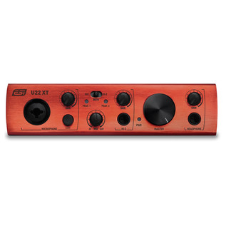 ESI U22XT USB Audio Interface - Front