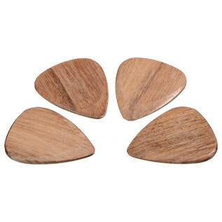 Timber Tones Sugar Maple Guitar Pick, Players Pack of 4