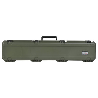 SKB iSeries 4909-5 Waterproof Case (Empty), Olive Drap - Front Closed