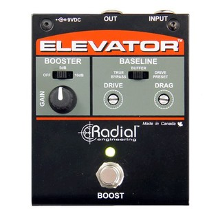 Radial Tonebone Elevator Multi-Level Booster Top