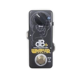 Wampler dB+ Decibel Booster/Buffer Pedal