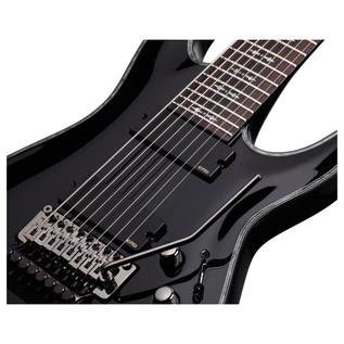 SchecterHellraiser C-8 FR Electric Guitar
