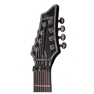 SchecterHellraiser C-8 FR Guitar Black