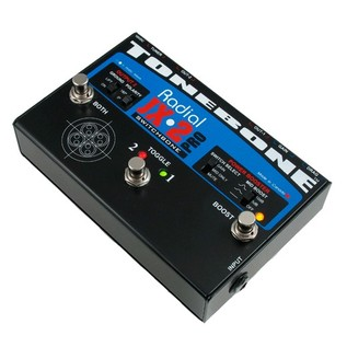 Radial Tonebone Switchbone ABY Switcher Side
