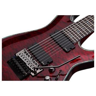 SchecterHellraiser C-8 FR Guitar EMG Pickups