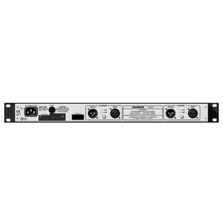 Drawmer DL-241B (XLR) Dual Compressor/Limiter Back