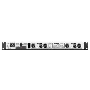 Drawmer DL-251 Dual Spectral Compressor- Rear