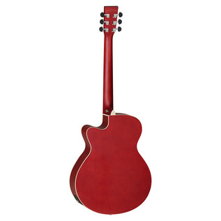 Tanglewood Discovery DBTSFCERD Electro Acoustic, Red Matt Satin