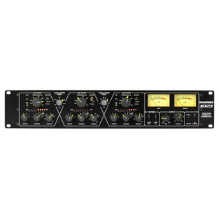 Drawmer 1973 3 Band Stereo FET Compressor Front