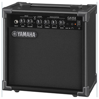 Yamaha Pacifica 012 Pack, Red Metallic - Amplifier
