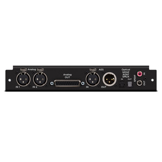 Apogee 2x6 Analog I/O And 8x8 Optical Plus AES I/O Module