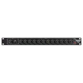 Drawmer LA12 Line Distribution Amplifier Front