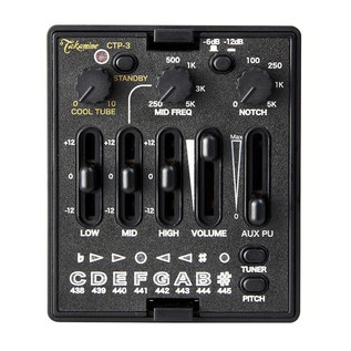 Takamine CTP-3 CoolTube Preamp System