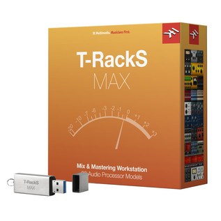 IK Multimedia T-RackS MAX Bundle