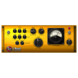 IK Multimedia T-RackS Classic Multi-Band Limiter