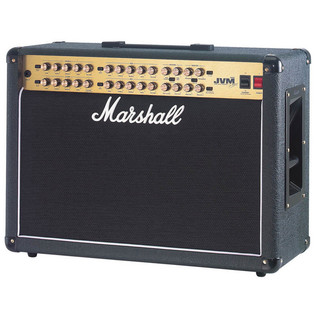Marshall JVM410C 100 Watt 4-Channel Valve 2x12 Combo - left