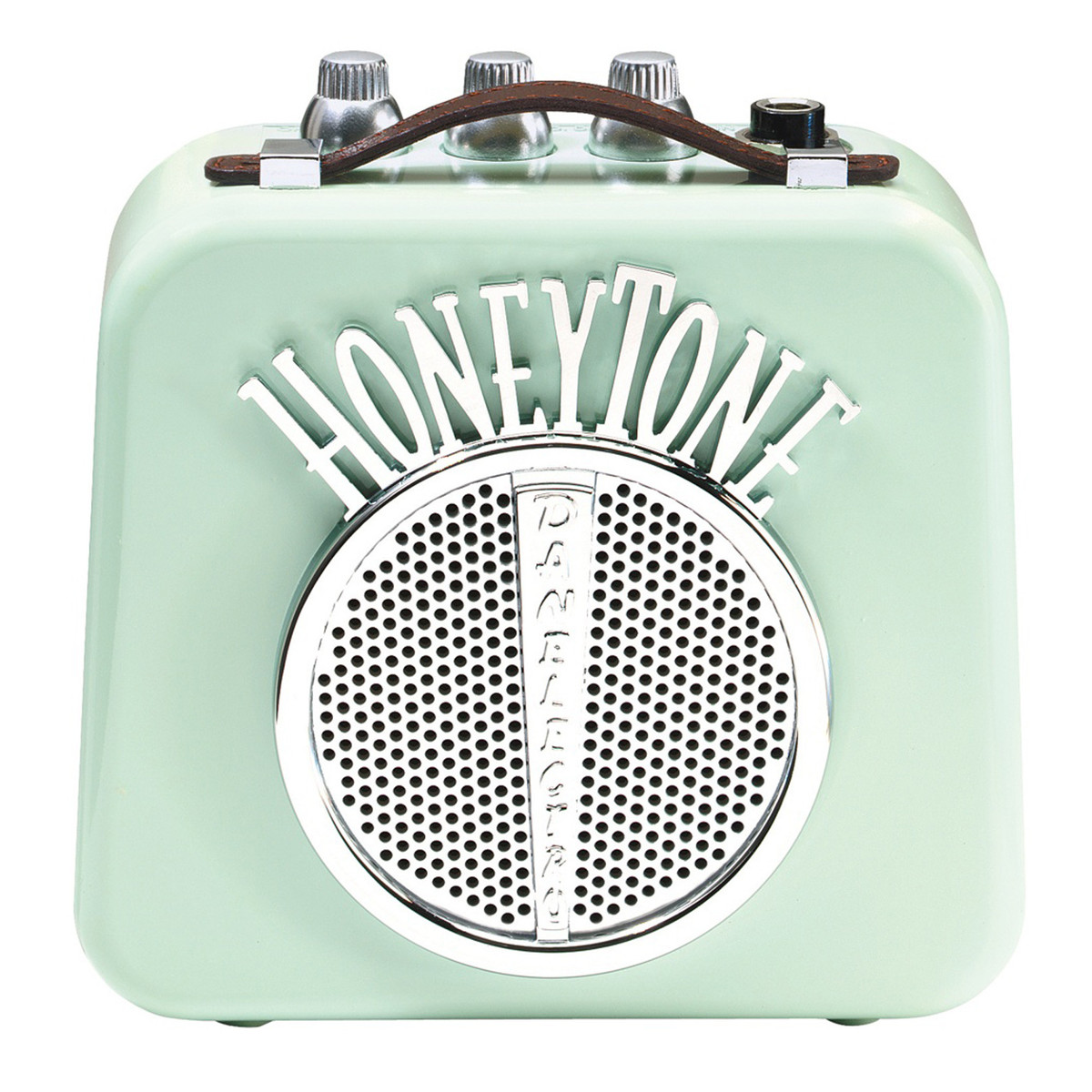 Image of Danelectro Honeytone Mini Amp Aqua