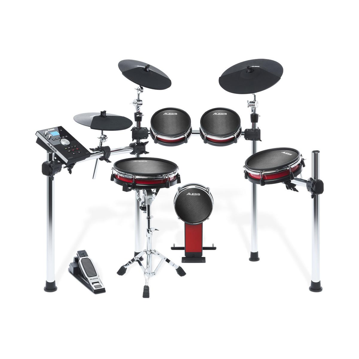 Image of Alesis Crimson Mesh Electric Drum Kit