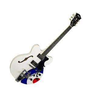 Hofner MOD Design Verythin Front