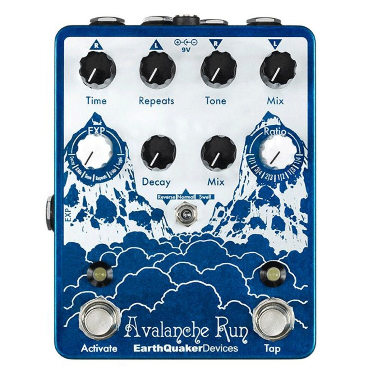 Image of EarthQuaker Devices Avalanche Run Delay and Reverb