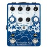 EarthQuaker Devices LVS Run    Delay und    Reverb