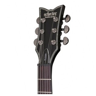 Hellraiser Solo-II Guitar Black