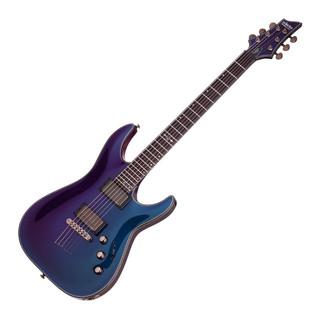Schecter Hellraiser Hybrid C-1 Electric Guitar,Ultra Violet