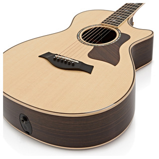 Taylor 812ce 12 Fret Grand Concert Electro-Acoustic w Cutaway