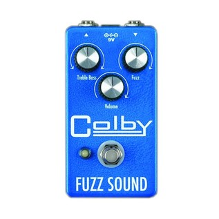 EarthQuaker Devices Colby Fuzz Sound Top Panel