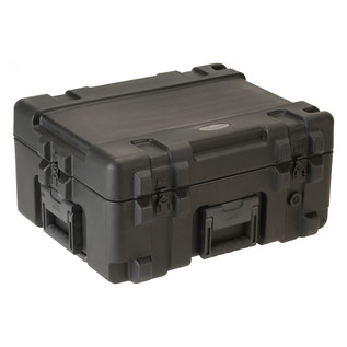 SKB R Series 2217-10 Waterproof Utility Case (Empty) - Angled Closed
