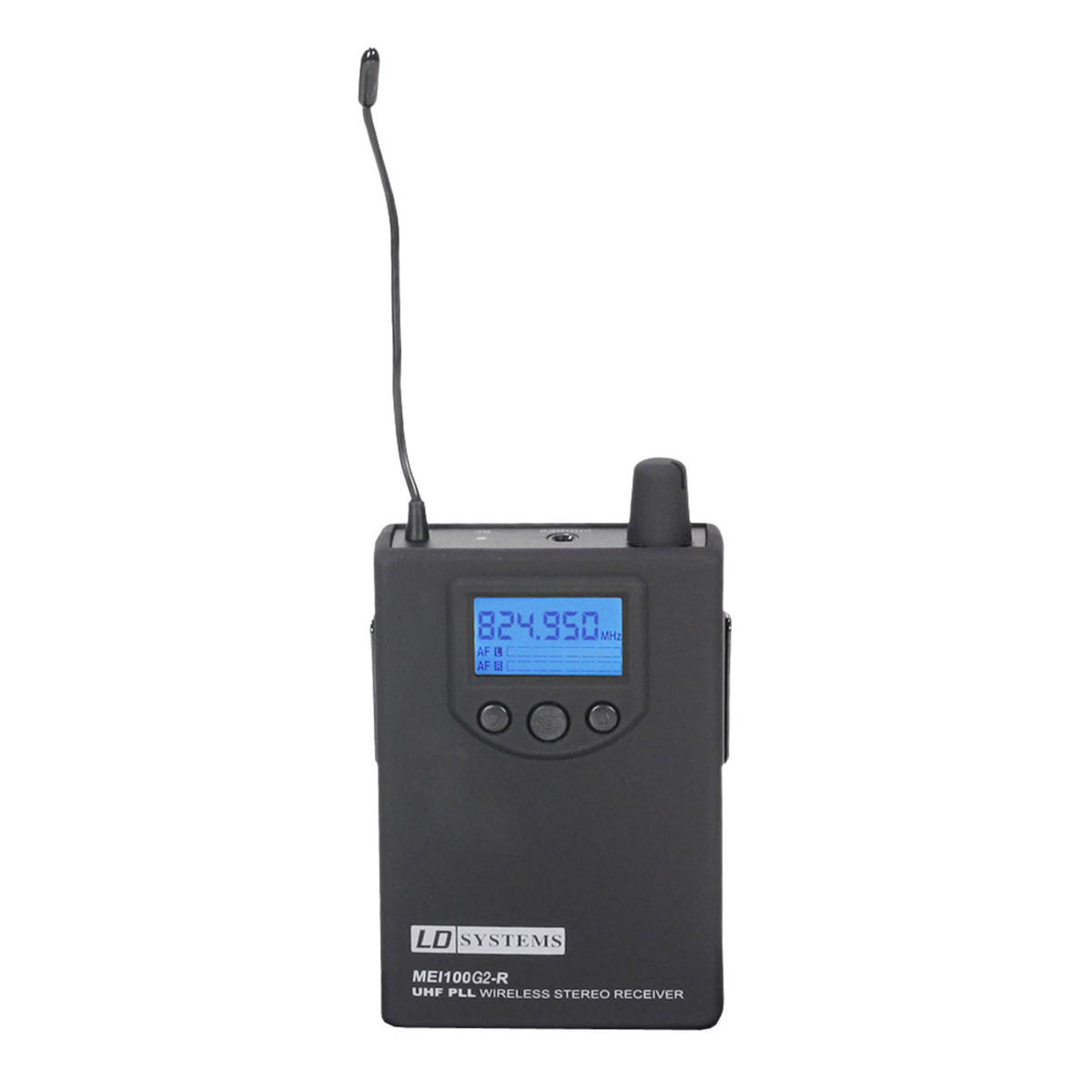 Image of LD Systems MEI 100 G2 BPR Belt Pack Receiver