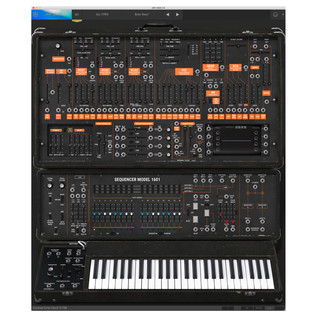 Arturia V-Collection 5, ARP2600 V