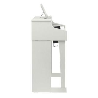 Roland HP603 Digital Piano, Contemporary White