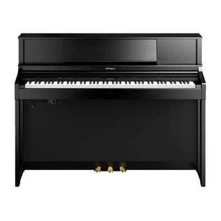 Roland LX7 Digital Piano, Contemporary Black
